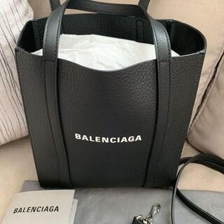 Balenciaga - バレンシアガ エブリデイ トート XS ブラック