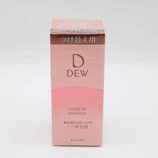 デュウ(DEW)のDEW モイストリフトエッセンス レフィル 未開封品(美容液)