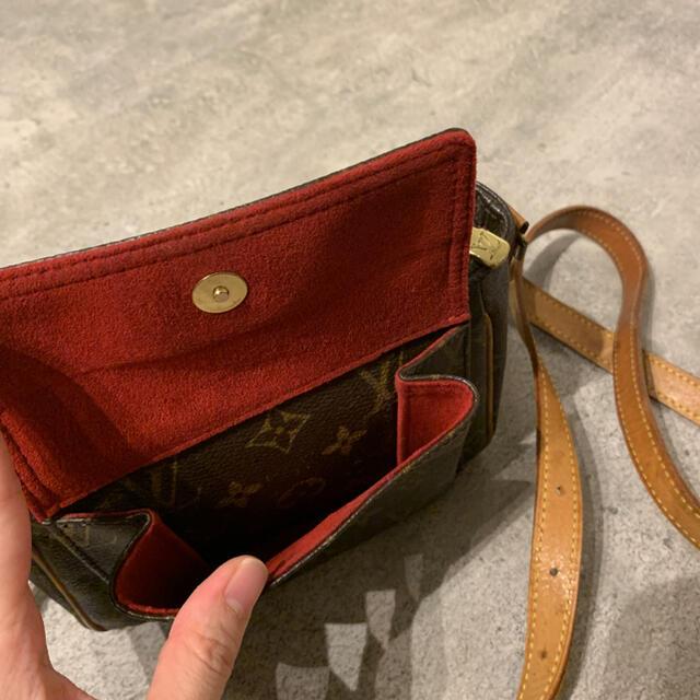 LOUIS VUITTON(ルイヴィトン)のルイヴィトン モノグラム ヴィバシテPM ミニバッグ ショルダーバッグ レディースのバッグ(ショルダーバッグ)の商品写真