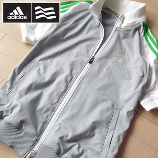 adidas - adidas golf Mサイズ アディダスゴルフ メンズ 半袖ジャージ