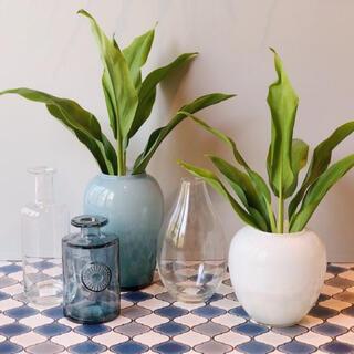 アクタス(ACTUS)のMARGARITA フラワーベース 16cm グレー(4723)アクタス(花瓶)