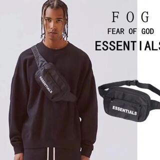 フィアオブゴッド(FEAR OF GOD)の正規品 FOG ESSENTIALS Waist Bag ボディーバッグ (ボディーバッグ)