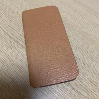 スマホケース 皮 レザー iPhone6.7用(iPhoneケース)