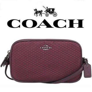 COACH - 美品 COACH コーチ ショルダーバッグ F87217