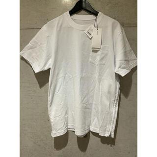sacai - Side Zip Cotton T-Shirt sacai サイズ2