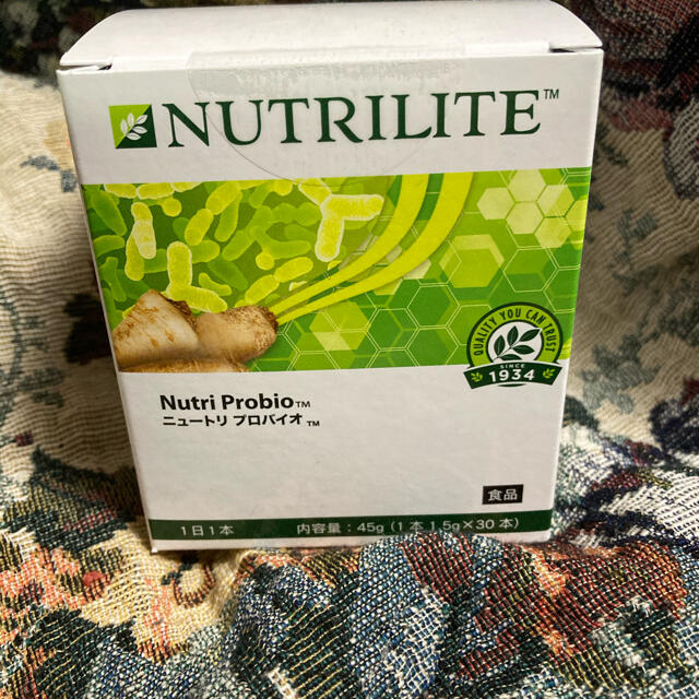 Amway(アムウェイ)のニュートリプロバイオ 食品/飲料/酒の健康食品(ビタミン)の商品写真
