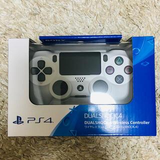 PlayStation4 - 新品 純正品 デュアルショック4 ホワイト