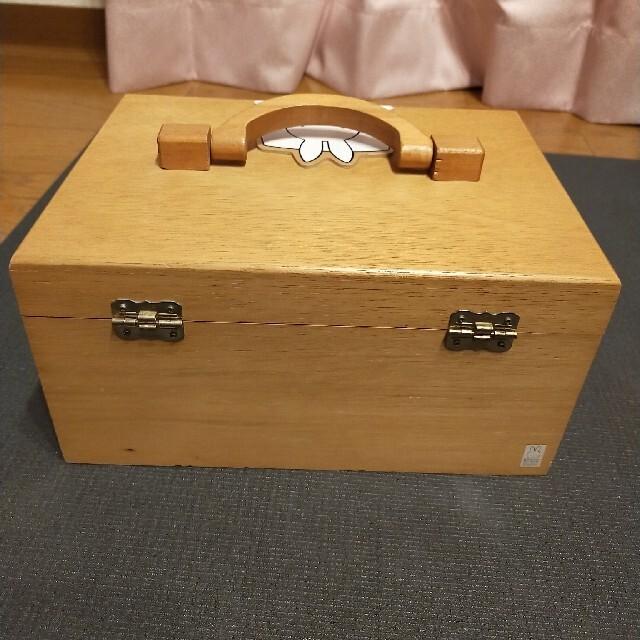 ミッフィー 救急箱 インテリア/住まい/日用品のインテリア小物(小物入れ)の商品写真