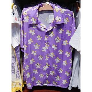 ディズニー(Disney)のタグあり新品定価以下!東京ディズニーリゾート トイストーリー アロハシャツ(シャツ/ブラウス(半袖/袖なし))