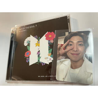 MAP OF THE SOUL 7 - THE JOURNEY - 通常 RM (K-POP/アジア)