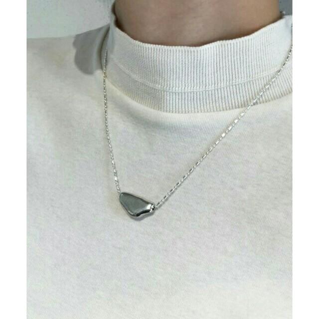 TODAYFUL(トゥデイフル)の【美品】完売TODAYFULプチペンダントシルバーネックレス Silver925 レディースのアクセサリー(ネックレス)の商品写真