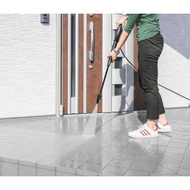 【新品・未使用】ケルヒャー 高圧洗浄機  K5サイレント(西日本・60Hz専用) スマホ/家電/カメラの生活家電(掃除機)の商品写真