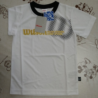 ウィルソン(wilson)のWilson 速乾Tシャツ 【130】(Tシャツ/カットソー)
