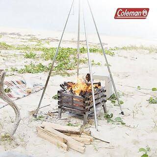 コールマン(Coleman)の新品未使用 コールマン Coleman ステンレスファイヤープレイスⅢ(調理器具)
