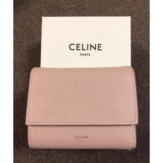 celine - セリーヌ ♡ 財布 ヴィンテージピンク