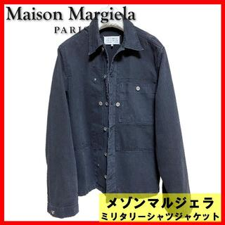 Maison Martin Margiela - メゾンマルジェラ レプリカ ミリタリーシャツジャケット