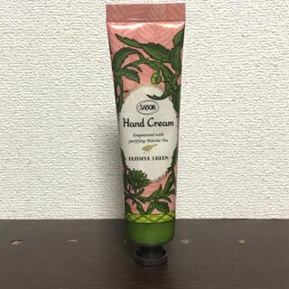 SABON - SABON ハンドクリーム ブリスフル・グリーン
