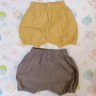 スリーコインズ(3COINS)のかぼちゃパンツ ベビー服 ベビー用パンツ ベビー用ズボン(パンツ)