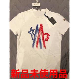 MONCLER - モンクレール tシャツ Sサイズ 未使用