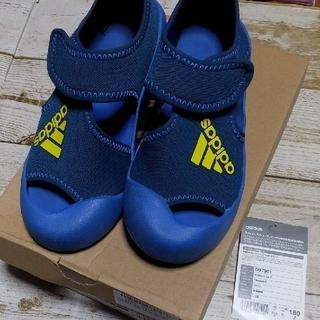 アディダス(adidas)の《18㎝》アディダス 水陸両用 サマーシューズ(サンダル)