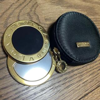 ブルガリ(BVLGARI)の正規品 ブルガリ スライド式コンパクトミラー 美品(ミラー)