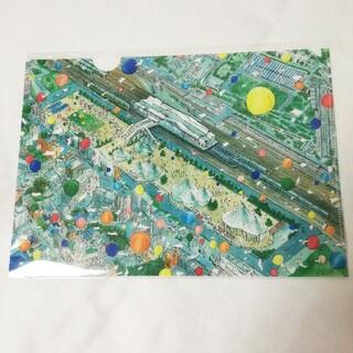 ジェイアール(JR)のJR東 高輪ゲートウェイ駅 開業記念 クリアファイル(鉄道)