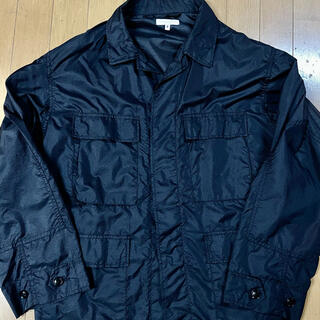 エンジニアードガーメンツ(Engineered Garments)のEngineered Garments ガーメンツ BDU ジャケット ブラック(ミリタリージャケット)