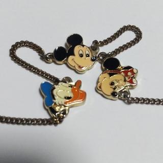 Disney - ディズニー ミッキー ミニー ドナルド ブレスレット