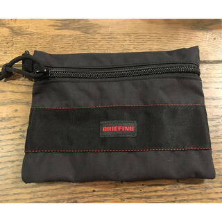 BRIEFING - ブリーフィング ポーチ BRIEFING FLAT POUCH M