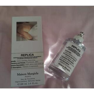 メゾンマルジェラ レプリカ レイジーサンデーモーニング 100ml 香水