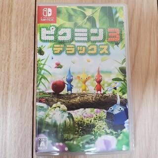 Nintendo Switch - ピクミン3 デラックス Switch用ソフト
