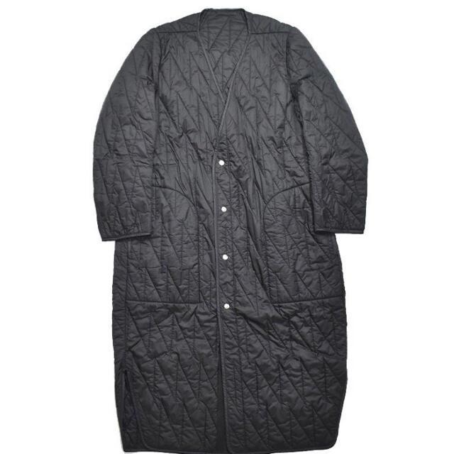 Rick Owens(リックオウエンス)のRick owens 19AW LONG QUILTED LINER COAT メンズのジャケット/アウター(その他)の商品写真