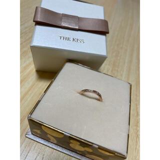 ザキッス(THE KISS)のTHE KISS ディズニーコラボリング 9号(リング(指輪))