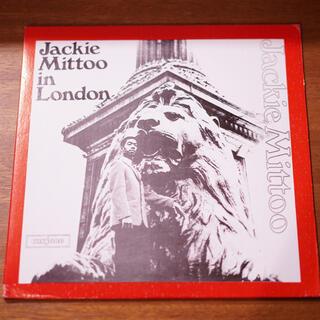 JACKIE MITTOO IN LONDON LP盤(ワールドミュージック)
