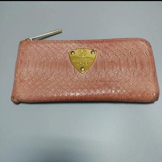 アタオ(ATAO)のATAO パイソン リモ 長財布(財布)