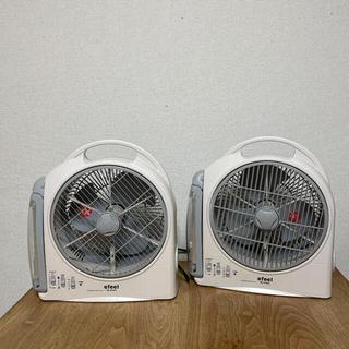 アイリスオーヤマ(アイリスオーヤマ)のアイリスオーヤマ 充電式ファン EJF-25(扇風機)