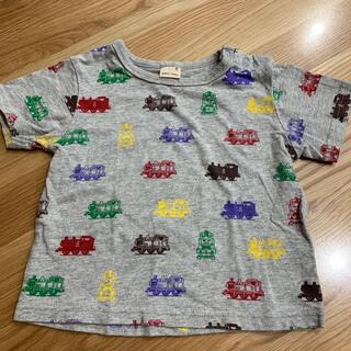 petit main - 機関車トーマス 半袖Tシャツ
