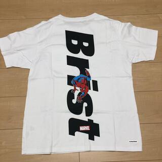 F.C.R.B. - F.C.R.B. × MARVEL スパイダーマン Tシャツ L マーベル