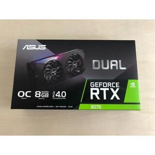 ASUS - 新品 ASUS DUAL-RTX3070-O8G