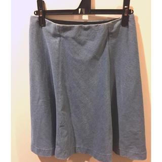 ユニクロ(UNIQLO)のUNIQLO デニムスカート 03(ミニスカート)