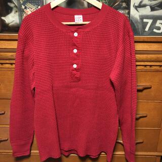 キャリー(CALEE)のCALEE キャリー シャツ サーマル(Tシャツ/カットソー(七分/長袖))