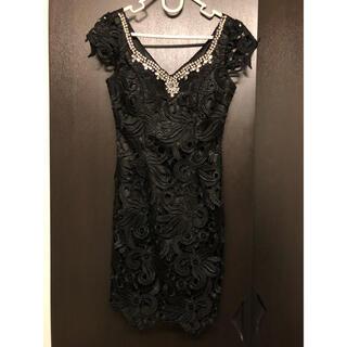 キャバドレス黒