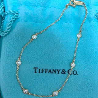 Tiffany & Co. - Tiffany ダイヤモンド バイザヤード    6p ブレスレット