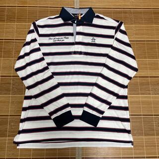Munsingwear - マンシング ポロシャツ 長袖 メンズ