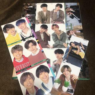 SixTONES Myojo 厚紙カード ⚠️切り抜き13枚追加(アイドルグッズ)