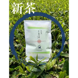 【専用品⠀】新茶 シングルオリジン 春日野 50g、緑茶ティーパック2袋セット(茶)