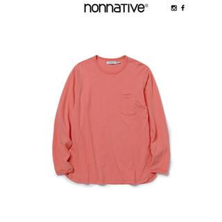 ノンネイティブ(nonnative)のnonnative DWELLER L/S TEE COTTON JERSEY(Tシャツ/カットソー(七分/長袖))