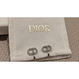 Christian Dior - Dior イヤリング 2020ss clear D クリスチャンディオール