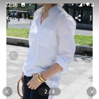DEUXIEME CLASSE - ハイジクラインシヤンブレーシャツ