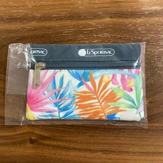 レスポートサック(LeSportsac)の新品未開封 ハワイ限定 ローレンロス ミニポーチ コインケース カードケース(ポーチ)